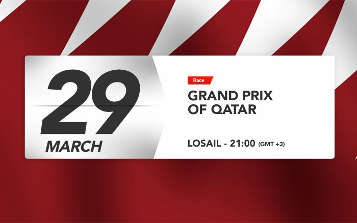Video MotoGP Qatar 2015 Full Race