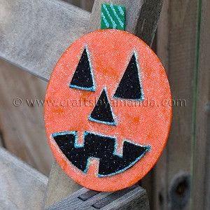 Ideas para Reciclar Cds en Halloween