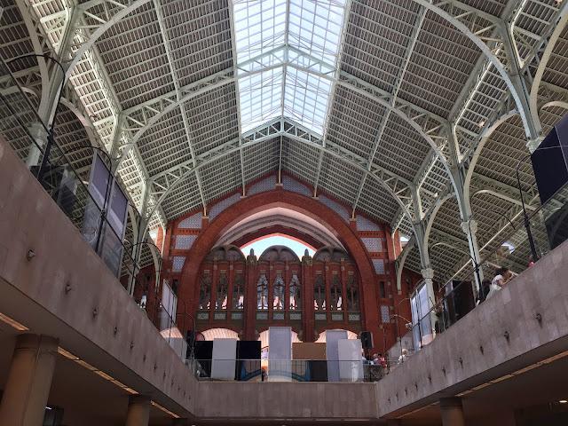 Mercado de Colón, el más elegante y cool