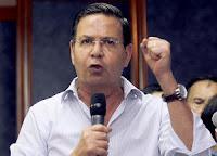 Expresidente hondureño corrupto