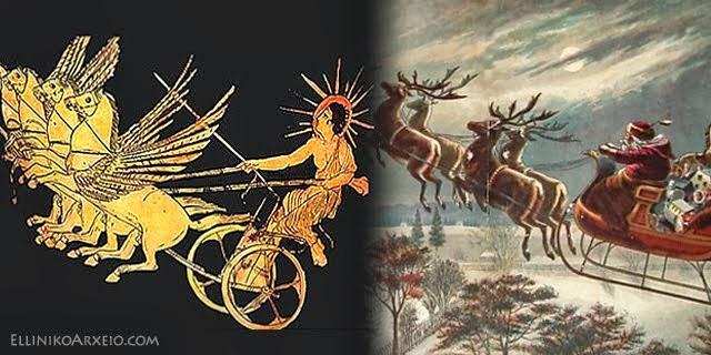 Χριστούγεννα: Ένα πατροπαράδοτο…παγανιστικό έθιμο