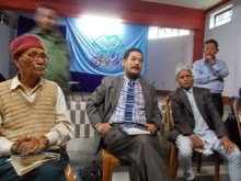 DDUDF meets in Kurseong to make people aware that DDUDF is still active