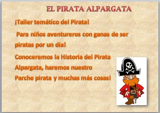 como un verdadero pirata bueno, ¡¡te será entregado un diploma de