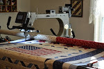 My Patriotic Quilt on Michelle&#39;s frame