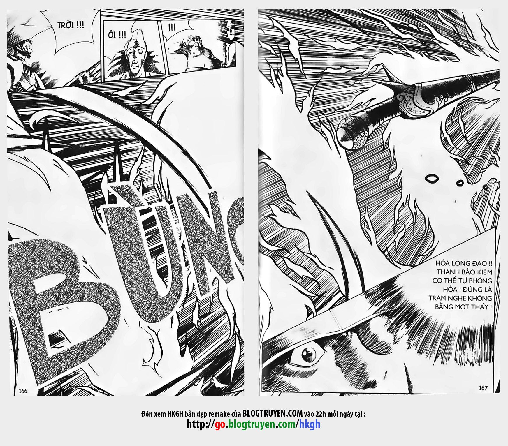 Hiệp Khách Giang Hồ chap 14 page 3 - IZTruyenTranh.com
