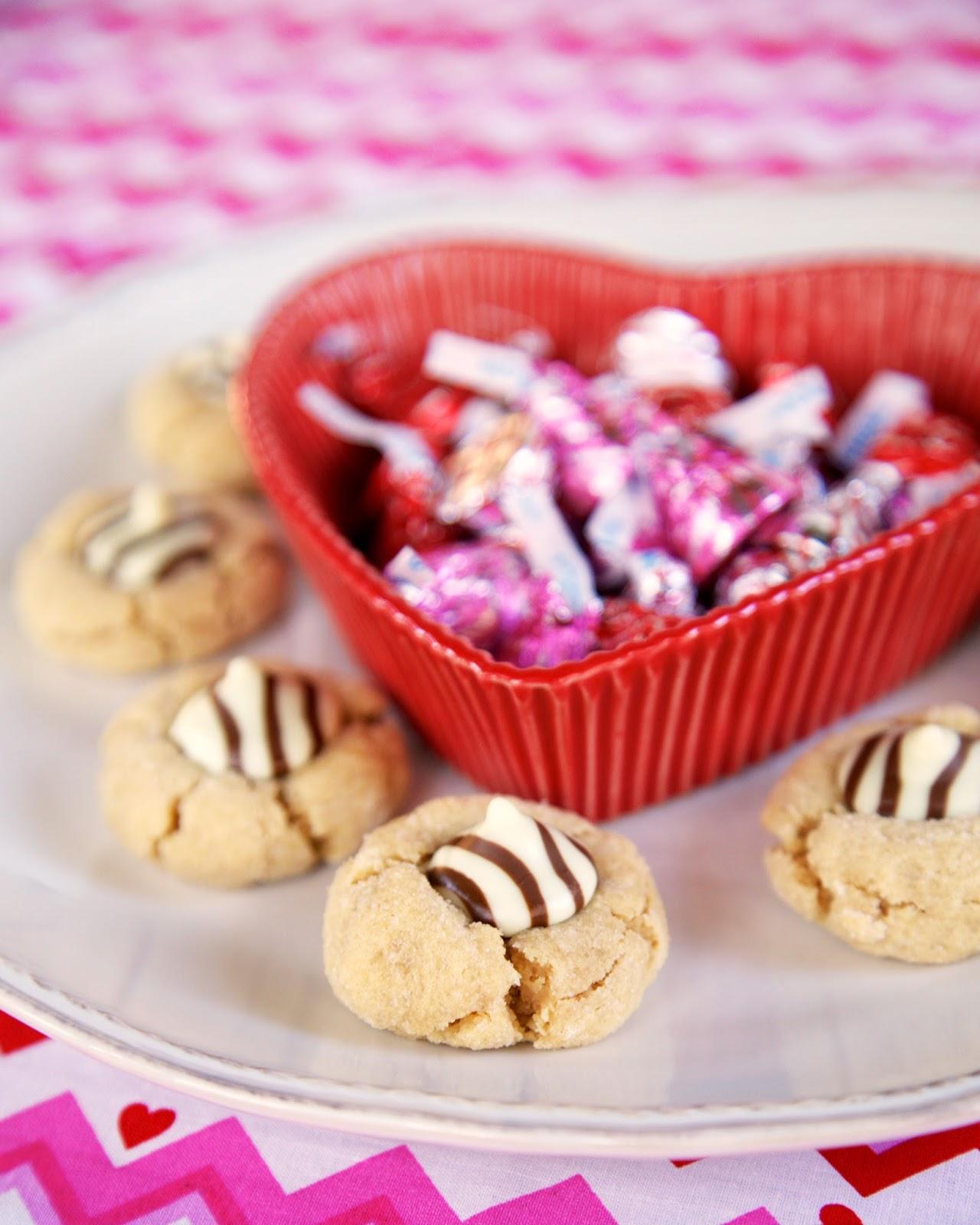 Bisquick Peanut Butter Kiss Cookies