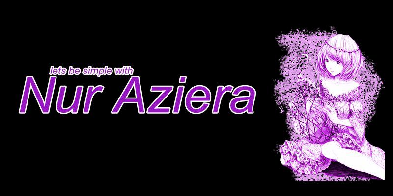!! Miss Aziera !!