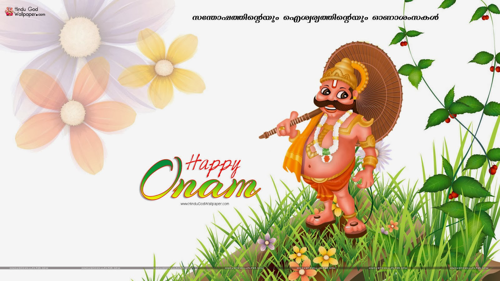 Onam Wallpapers Hindu God Wallpaper