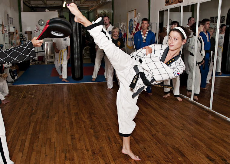 Chung Oh's School of Tae Kwon Do - Cambridge Branch