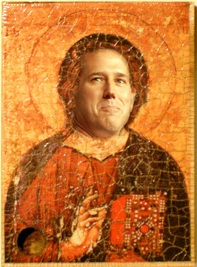 Saint+Rick Facts about Rick Santorum