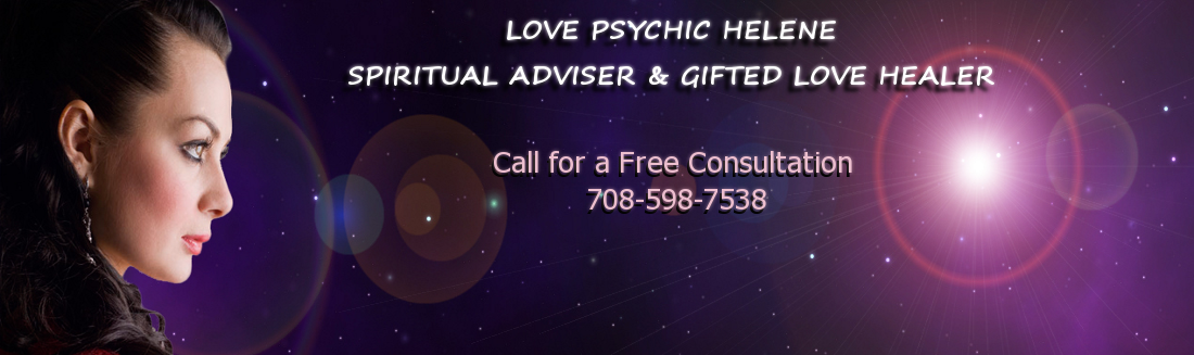 Love Psychic Helene - Spiritual Psychic Healer - God Gifted Powers