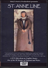 St. Anne Line, English Martyr