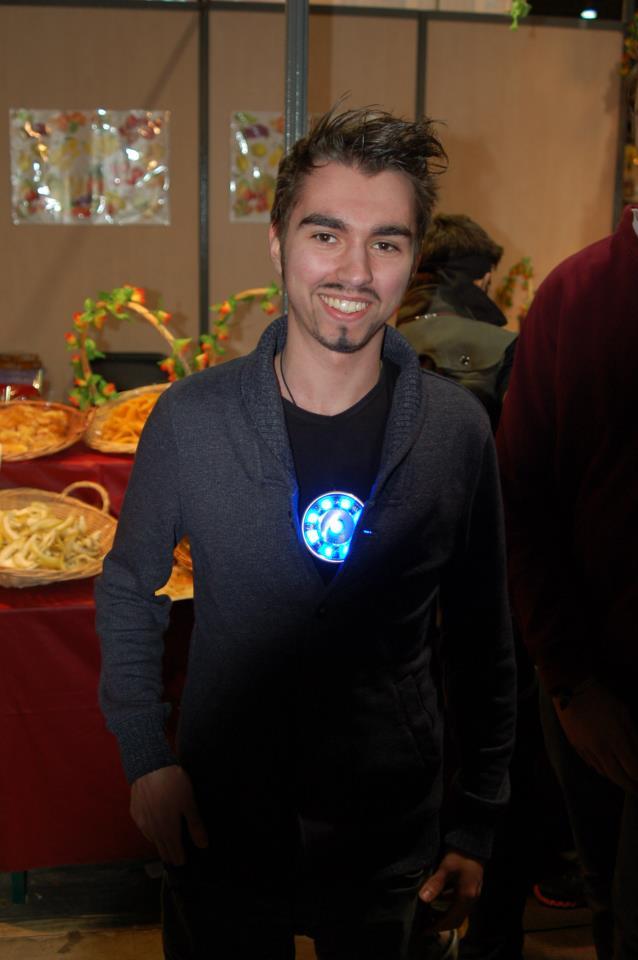How To : Iron Man Arc Reactor