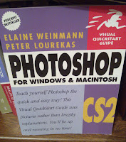 My Photoshop CS2 College Textbook