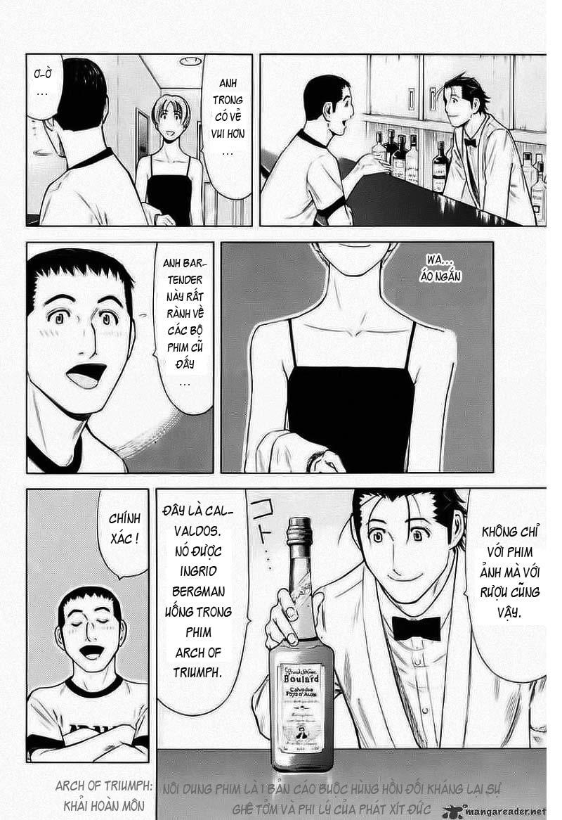 Bartender chap 27 Trang 15 - Mangak.info