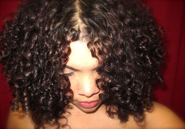 ouidad co-wash cleaser, natural hair, curly hair, around the way curls, antoinette henry
