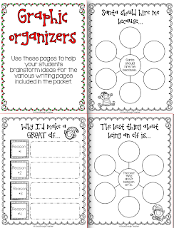 http://www.teacherspayteachers.com/Product/If-I-were-an-elf-a-holiday-writing-craftivity-1014342
