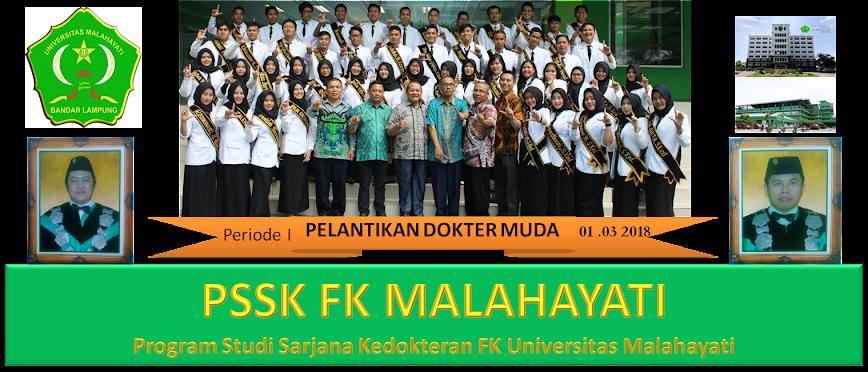 PSSK FK MALAHAYATI