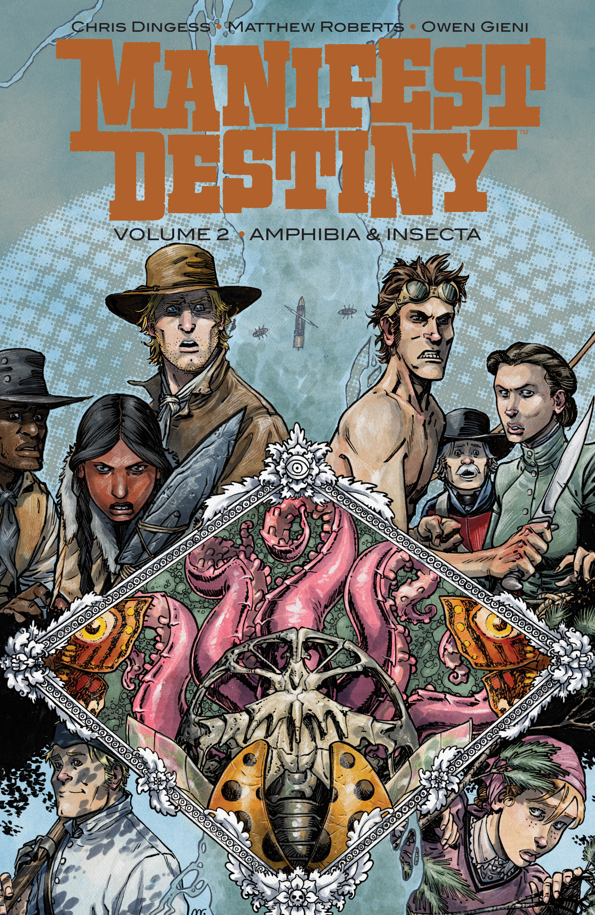 Manifest Destiny #_TPB_2 #42 - English 1