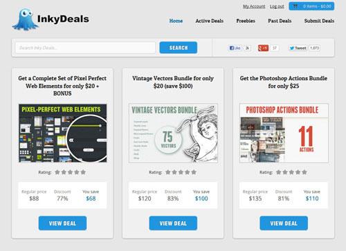 Inky Deals