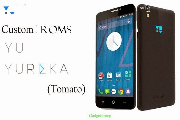 Custom-Roms-For-Micromax-Yu-Yureka-Tomato