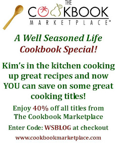 40% Off Cookbook Purchases