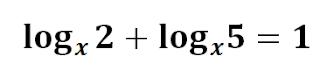 ecuaciones logaritmicas resueltas