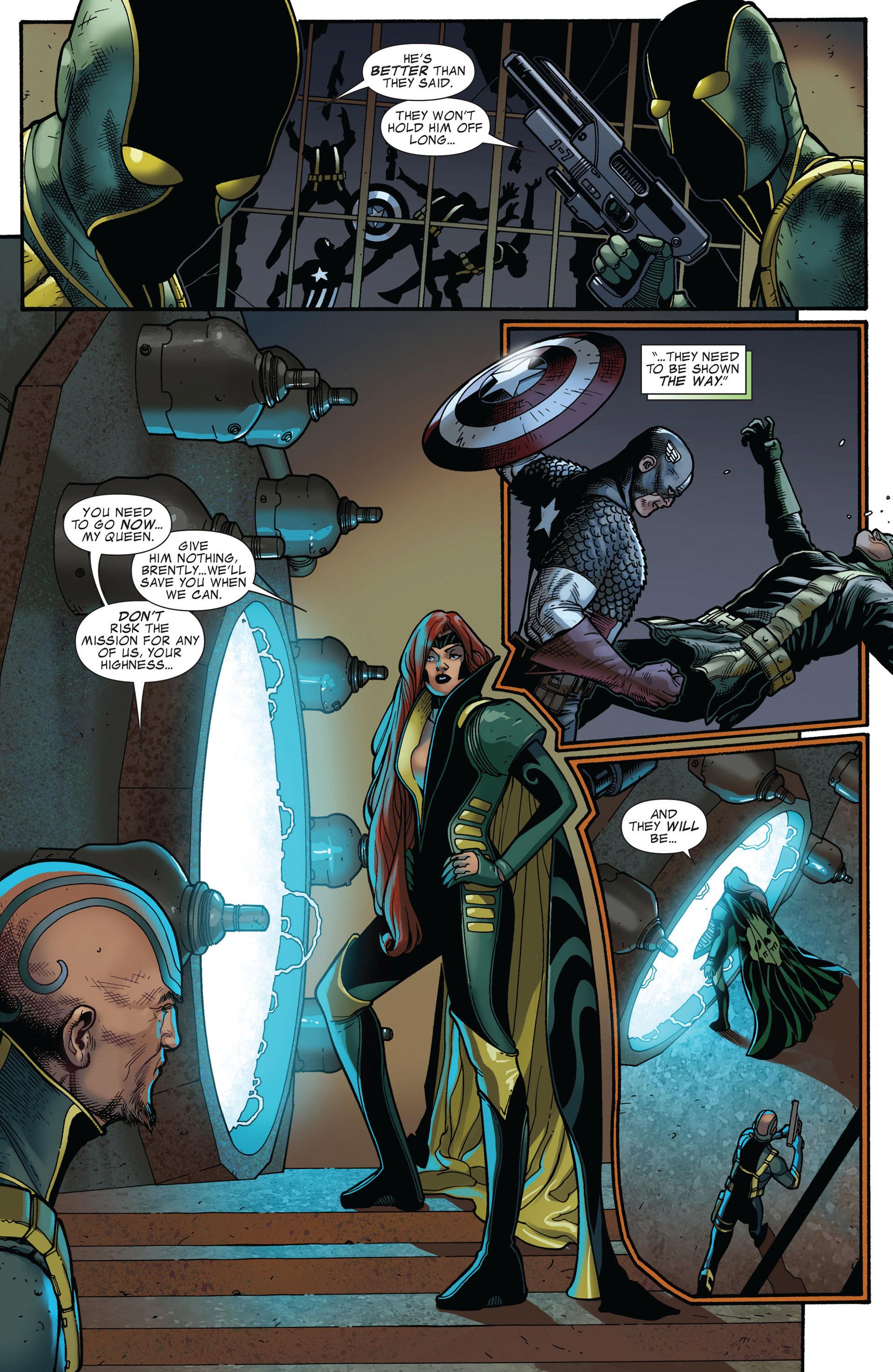 Captain America (2011) Issue #2 #2 - English 14