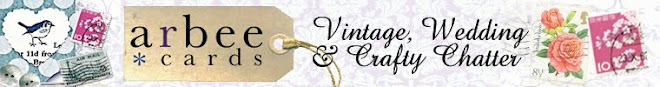 Arbee Cards Vintage, Wedding & Craft Blog