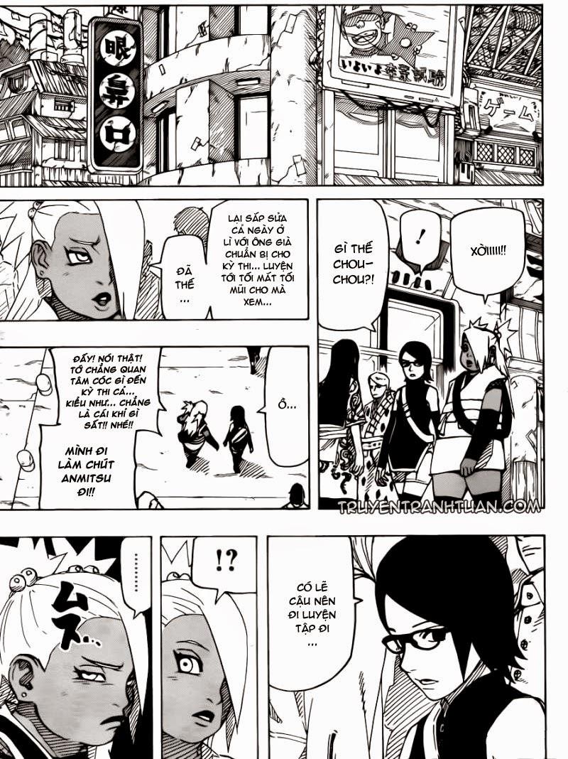 Naruto Gaiden – Hokage Đệ Thất chap 1 Trang 5