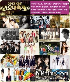 Phim KBS Gayo Daejun 2014