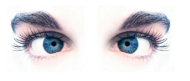stress causa olhos secos