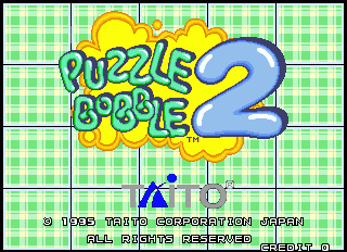 PUZZLE BOBBLE 2 PC DOWNLOAD
