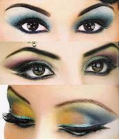 Göz Makyajı Nasıl Yapılır,Göz Makyajı Hileleri,Göz Makyajı Tekniklei,Göz Makyajı Nasıl Yapılmalı