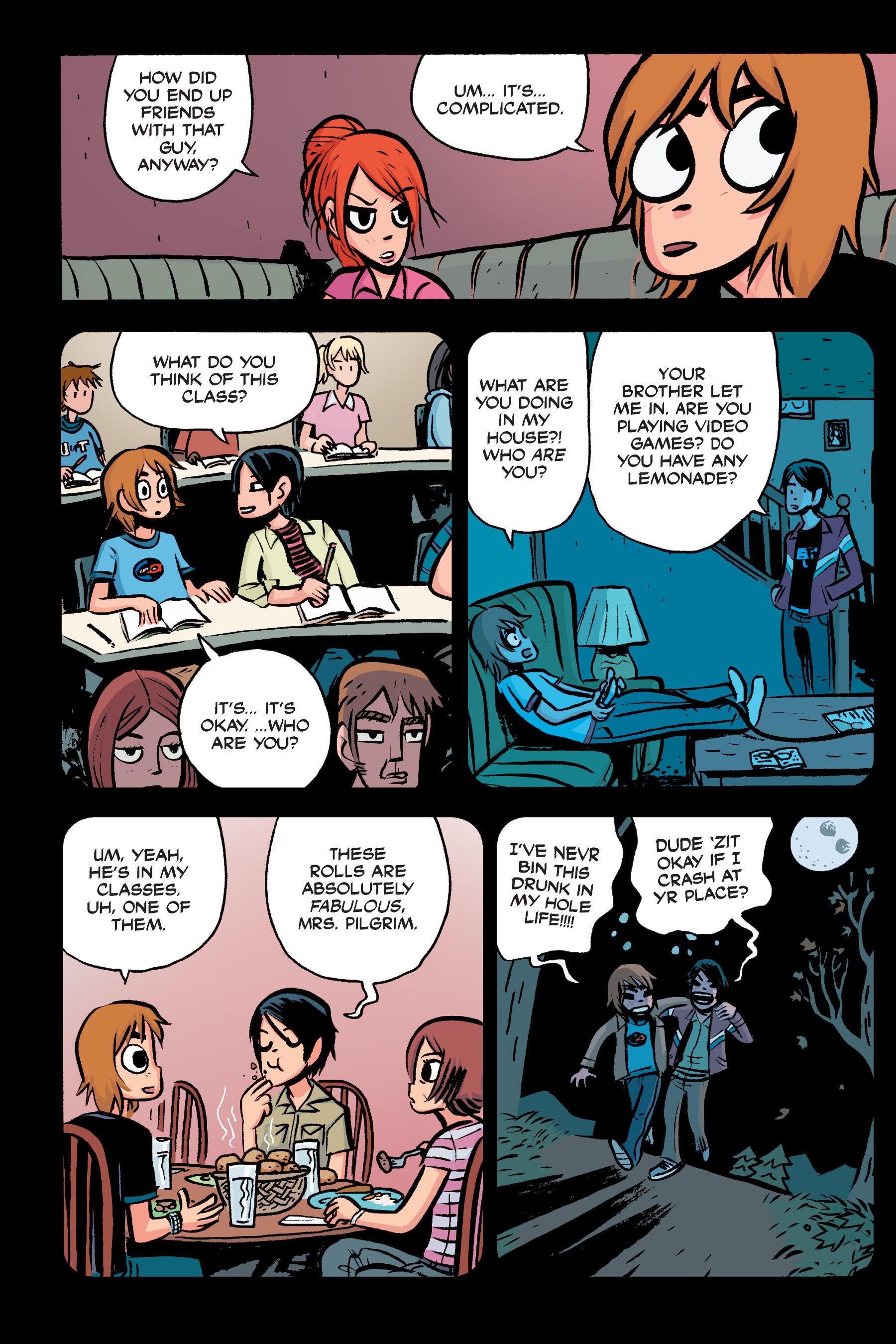 Read online Scott Pilgrim comic -  Issue #3 - 60