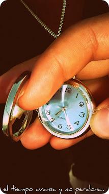 No desperdicies tu tiempo, vive en el ahora o nunca, mañana quizas ya no tengas mas horas
