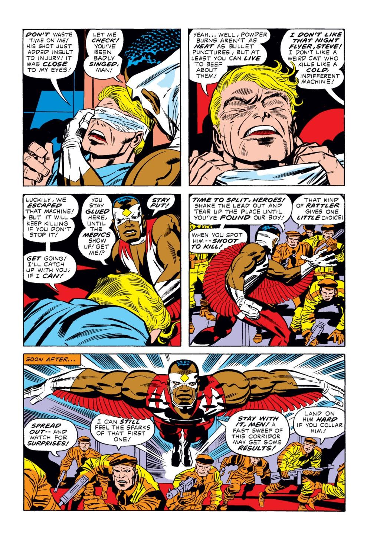 Captain America (1968) Issue #214 #128 - English 7