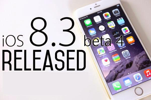 download ios 8 3 beta 4