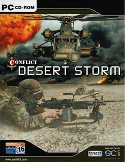 Conflict - Desert Storm Full Free Download