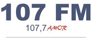 ouvir a Rádio 107 FM 107,7 Ponta Grossa PR