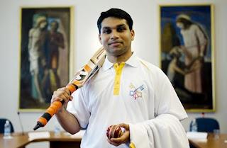 Vatican cricketer