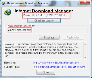Download IDM 6.17 Build 5 Full Version