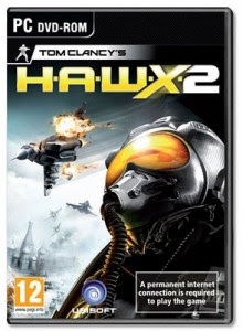 PC Game Tom Clancy's HAWX 2