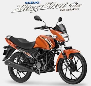 Suzuki Slingshot Price