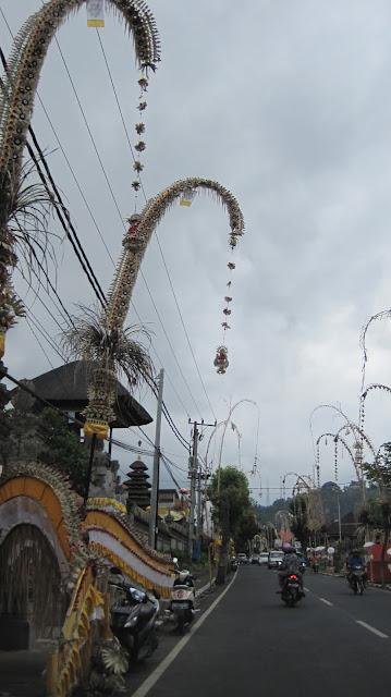 Carretera de Bali