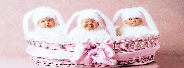 Easter Bunny Babies