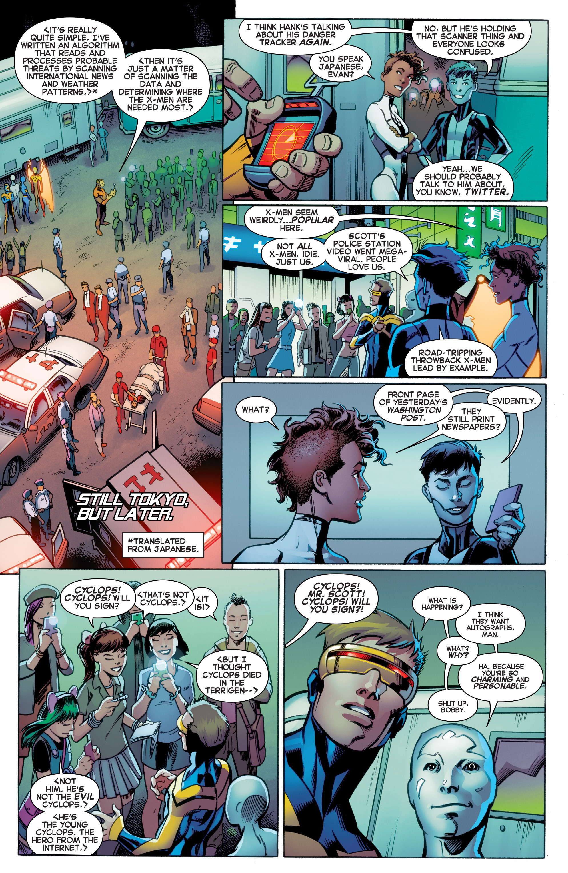 All-New X-Men (2016) Issue #4 #6 - English 6
