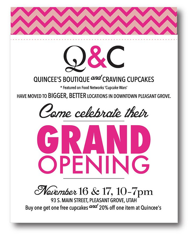 Grand Opening Flyer Template - Grand opening invitation template