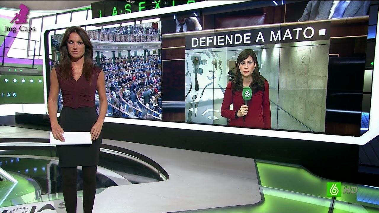 CRISTINA SAAVEDRA, LA SEXTA NOTICIAS (27.11.14)