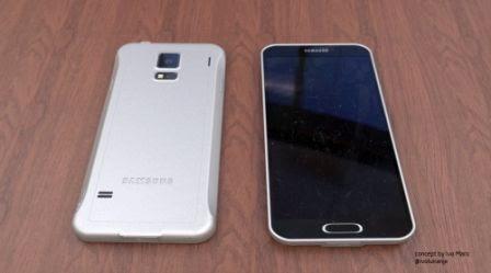Samsung project KQ bocor, diduga sebagai Galaxy S5 Premium